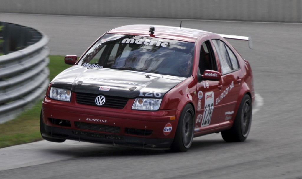 Jetta  T Race Car