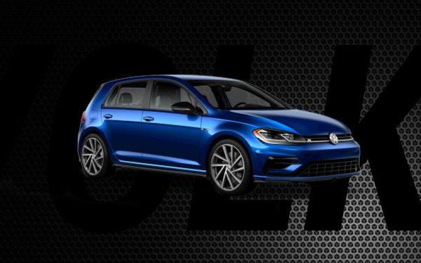 Eurodyne VW Golf R