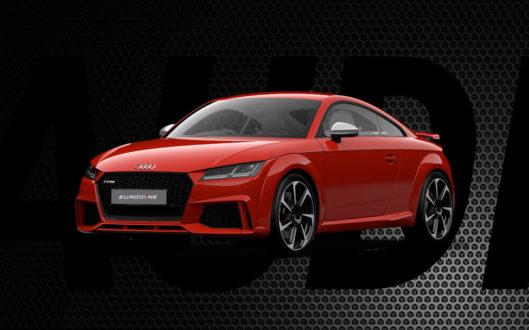 Eurodyne Audi TT RS