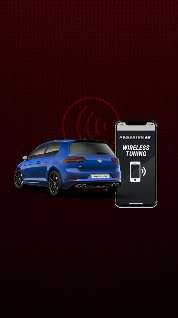 Eurodyne Powertapp Air Wireless Auto Tuning